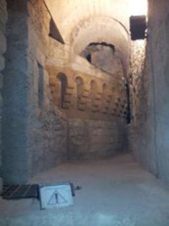 Castello Aragonese: nuovi ritrovamenti