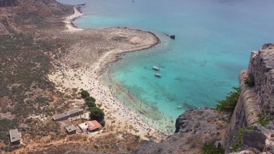Balos Lagoon: Gramvoussa