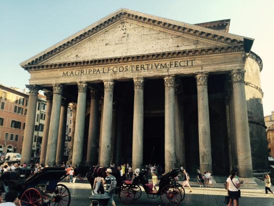 Pantheon: Pretty!