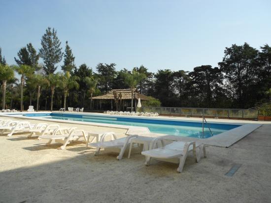 Foto de aquae sulis spa resort lobos piscina exterior for Piscina exterior