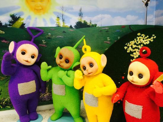 Coventry, UK: Children's TV exhibition