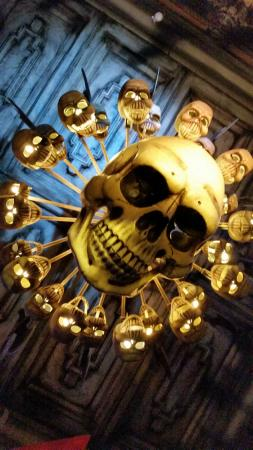 Europa-Park: Inside the haunted mansion