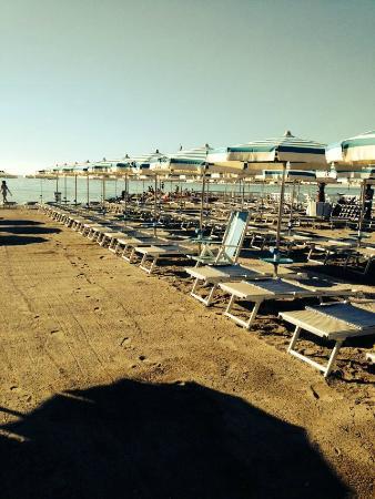 Bagni Virginia : Spiaggia