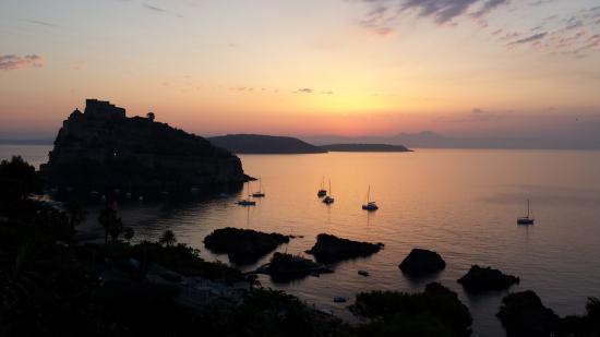 Splendida alba foto di hotel giardino delle ninfe e la - Hotel giardino delle ninfe e la fenice ...