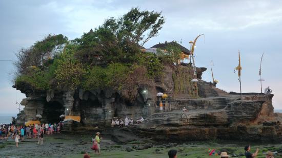 Tanah Lot Temple: Temple