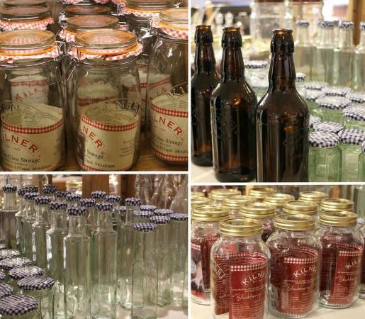 EmZo: A extensive range of kilner jars