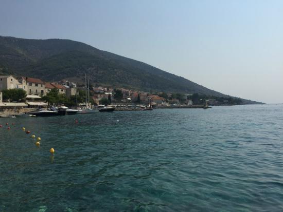 Bol, Kroatien: porto