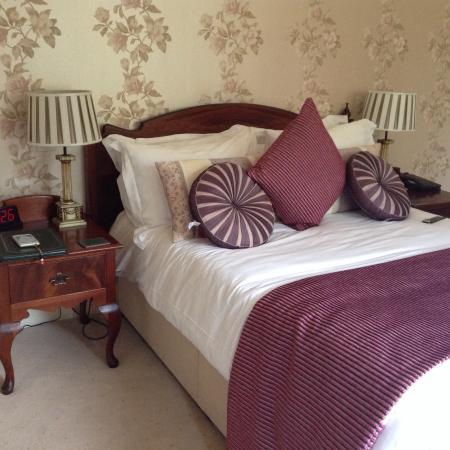 The Roman Camp Inn: Bedroom