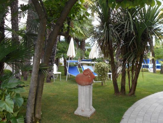 Αμπάνο Τέρμε, Ιταλία: Il parco