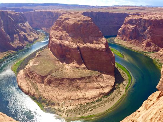 picture of horseshoe bend page tripadvisor. Black Bedroom Furniture Sets. Home Design Ideas