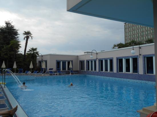 Αμπάνο Τέρμε, Ιταλία: La piscina preferita