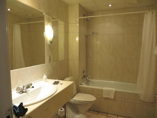 Hotel Du Nord Copenhagen: bagno della camera