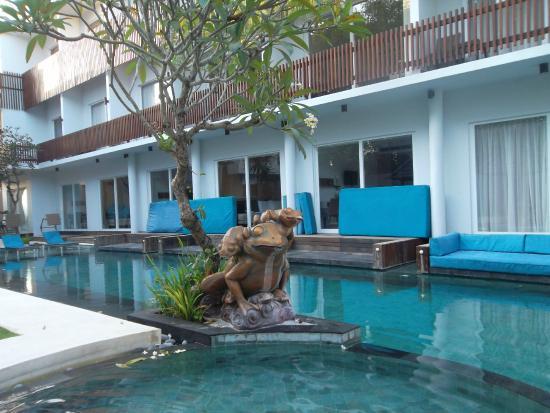 Aquarius Star Hotel: kolam renang