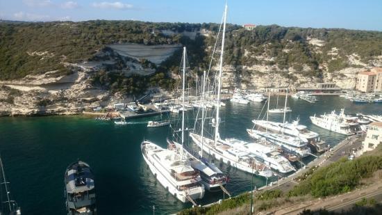 Port de Plaisance de Bonifacio