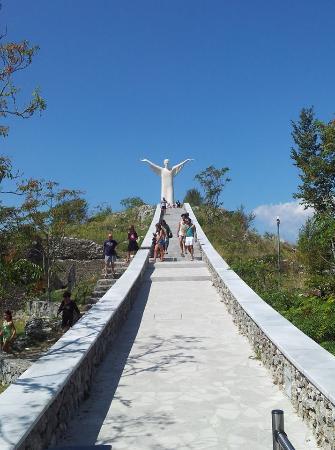 Statua del Cristo Redentore di Maratea: Cristo Redentore