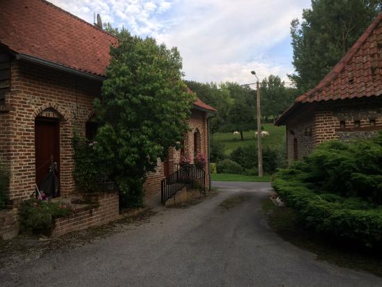 Embry, فرنسا: Gite