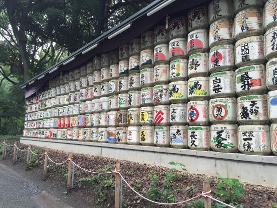 Meiji-Jingu - Picture of Meiji Jingu Shrine, Shibuya - TripAdvisor