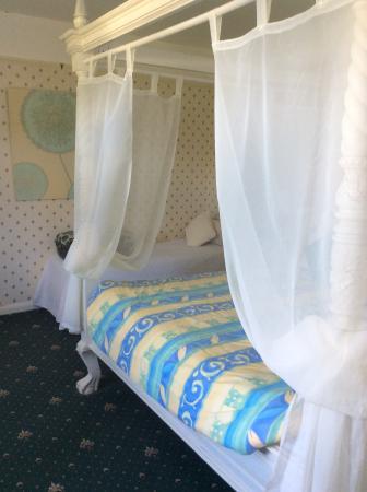 Hammonds Park: Comfortable bed