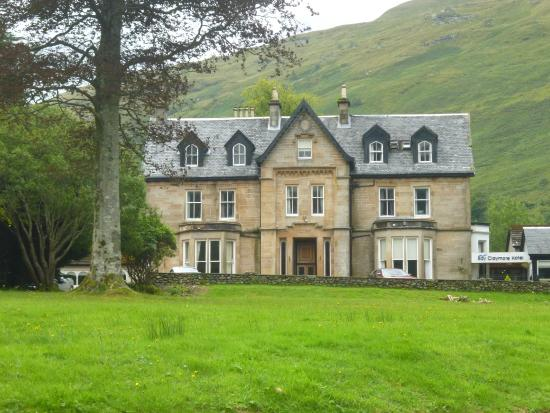 Arrochar, UK: Claymore Hotel
