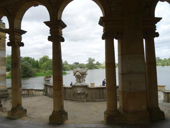 Hever Castle & Gardens: View of the Lake