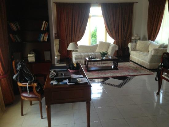 Vergis Epavlis: The Honeymoon Suite