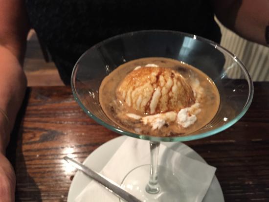 Primo: Ice cream with espresso