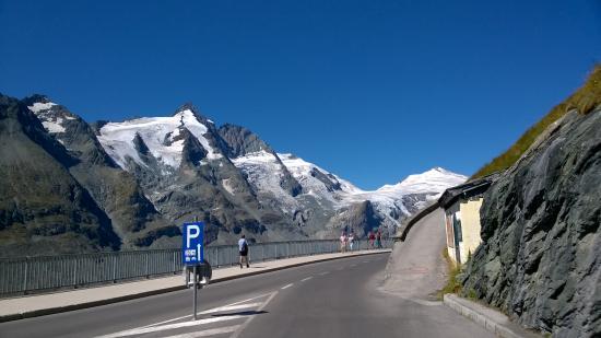 Grossglockner-Hochalpenstrasse: strada alpina