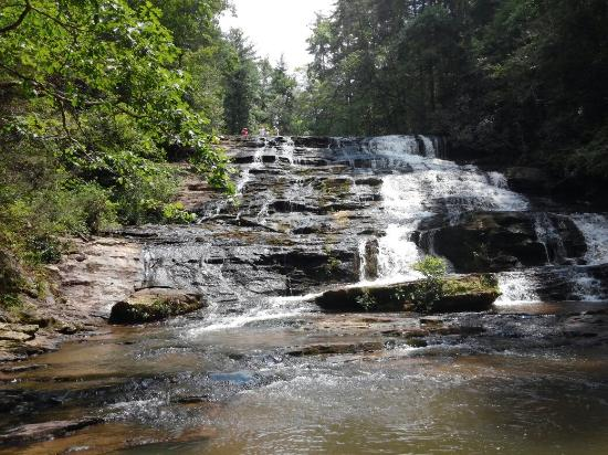 Long Creek, Carolina del Sur: Brasstown Falls
