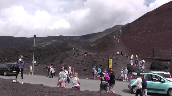 Monte Etna: Etna