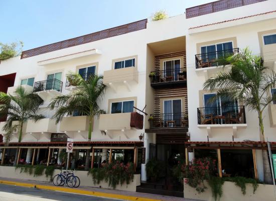La pasion hotel picture of la pasion hotel boutique by for Best boutique hotels playa del carmen