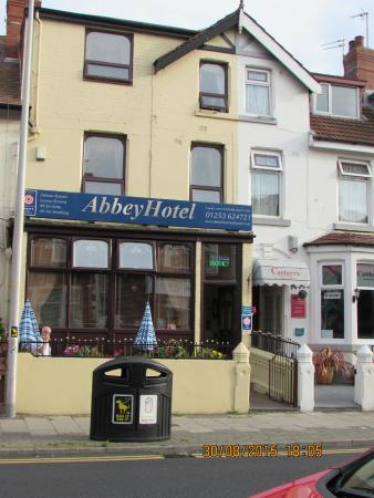 Abbey Lodge Blackpool: best one on the block !!