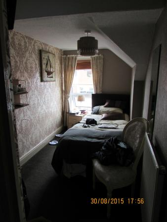 Abbey Lodge Blackpool: lovely bedroom