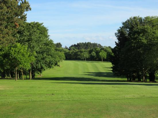 Hacketstown, Irlandia: Tee shot at the 13th