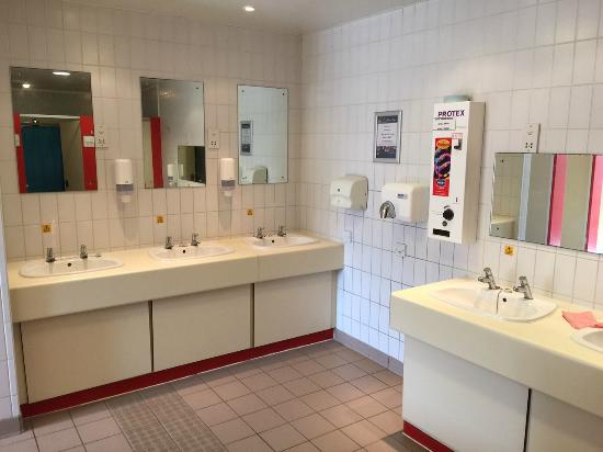 Mens facilities