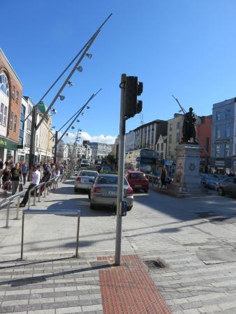 St Patrick Street : Sunny afternoon