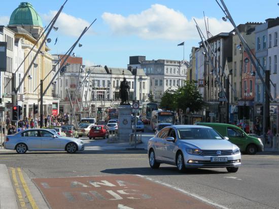 St Patrick Street : Road furniture