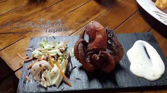 Azalea Tapas