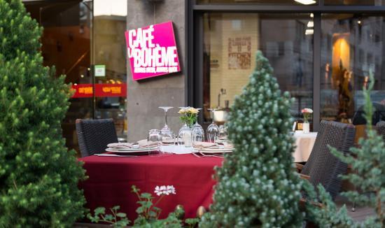 Cafe La Bohème