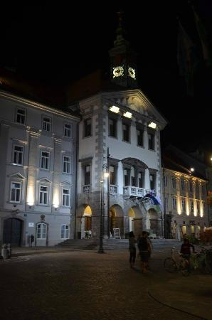 Ljubljana Old Town: Lubiana