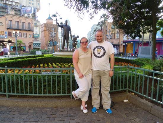 Disneyland Park: Walt Micky & Us