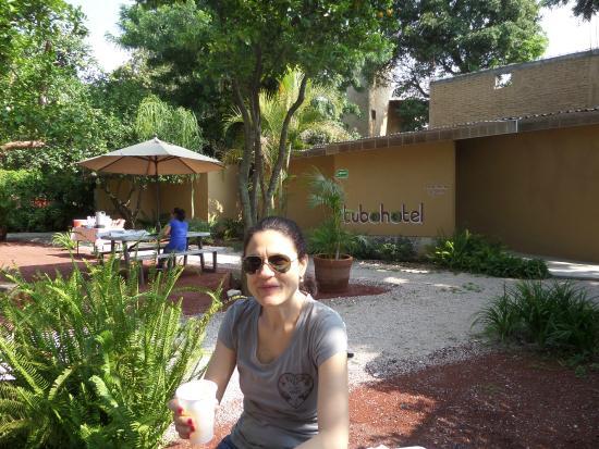 Tubohotel : Jardim