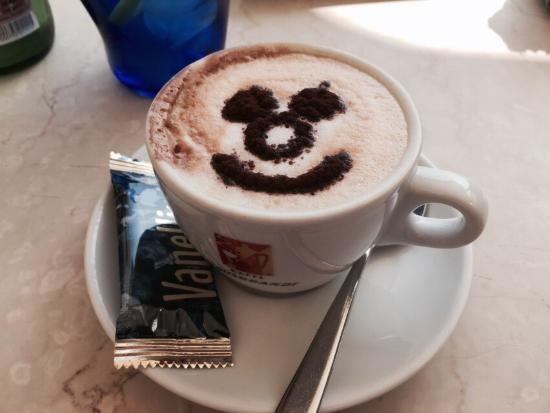 Bar Gelateria Gianmartin : Coffee