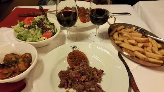 Restaurant Onglet Strasbourg