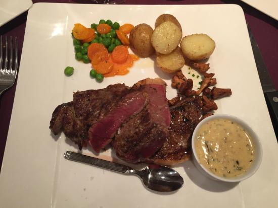 Resto photo de restaurant auberge batby soustons for Restaurant soustons