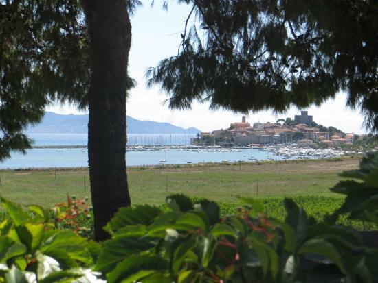 Talamone Camping Village: vista dal villino michelangelo