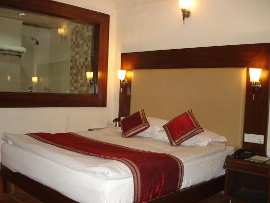 Hotel Nand Residency : Standard Room for Couple