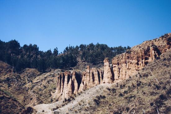 Formaciones Geologicas de Torre Torre