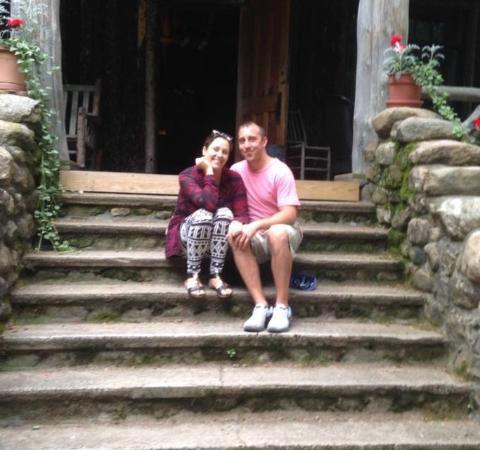 Covewood Lodge: Covewood Lovebirds