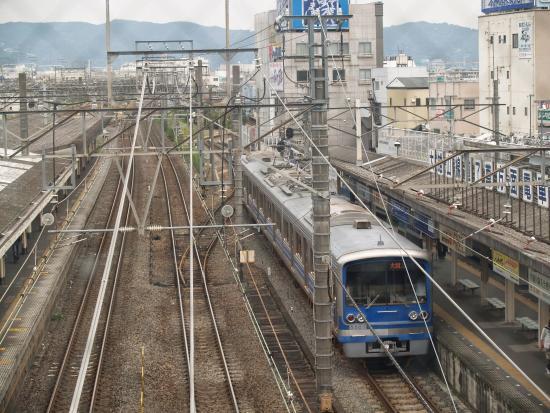 Izuhakone Railway Daiyuzan Line