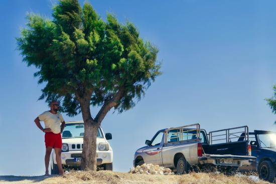 Rodos by, Hellas: One of the guides